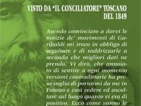 """Il Risorgimento visto da """"Il Conciliatore"""" toscano nel 1849 - a cura di Bartolomeo Di Monaco"""