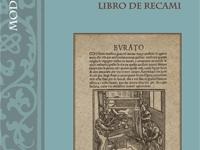 Alex Paganino - BURATO, Libro de recami 1527