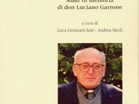 Amicitiae Munus - Studi in memoria di don Luciano Garrone - Ebook