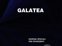 Anton Giulio Barrili - Galatea - Edizione in corpo 18 per lettori ipovedenti