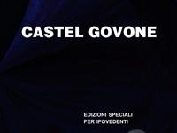 Anton Giulio Barrili - Castel Govone - Edizione in corpo 18 per lettori ipovedenti