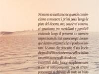 Giovanni Carlo Bonotto - Le città del deserto