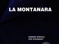 Anton Giulio Barrili - La montanara - Edizione in corpo 18 per lettori ipovedenti