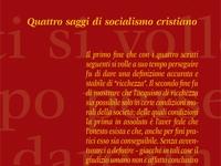 John Ruskin - Fino all'ultimo. Unto this last. Quattro saggi di socialismo cristiano