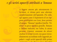 """Marco Civra - Il """"Quinto"""" Vangelo e gli scritti apocrifi attribuiti a Tomaso"""