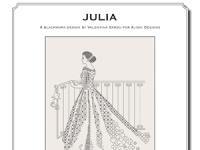 Valentina Sardu - Julia – Schema cartaceo