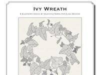 Valentina Sardu - Ivy wreath – Schema cartaceo