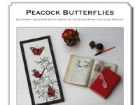Valentina Sardu - Peacock butterflies – Schema cartaceo