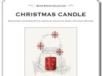 Valentina Sardu - Christmas candle – Schema cartaceo