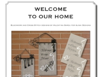 Valentina Sardu - Welcome to our home – Schema cartaceo