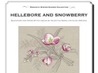 Valentina Sardu - Hellebore and Snowberry – Schema cartaceo