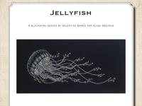 Ricamo Blackwork: Medusa – Ebook da scaricare