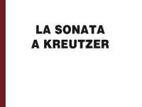 Lev Tolstoi - La sonata a Kreutzer - in edizione speciale corpo 18 per lettori ipovedenti