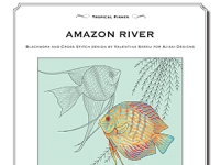 Valentina Sardu - Amazon River – Schema cartaceo