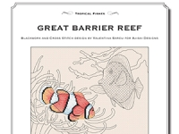 Valentina Sardu - Great Barrier Reef – Schema cartaceo