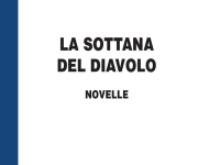 """Anna """"Neera"""" Zuccari - La sottana del diavolo. Per ipovedenti"""