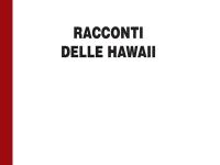 Jack London - Racconti delle Hawaii - per ipovedenti