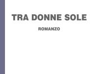 Cesare Pavese - Tra donne sole - per ipovedenti