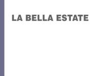 Cesare Pavese - La bella estate - per ipovedenti