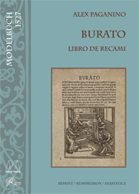 Alex Paganino <br />BURATO, Libro de recami 1527