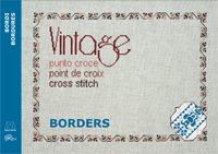 Valentina Sardu <br />Vintage Cross Stitch <br />Bordi | Borders