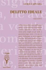 Luigi Capuana <br/>Delitto ideale <br/><i>novelle</i>