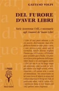 Gaetano Volpi <br/>Del furore d'aver libri