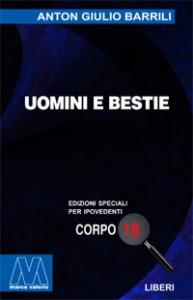 Anton Giulio Barrili <br/>Uomini e bestie <br/>per ipovedenti