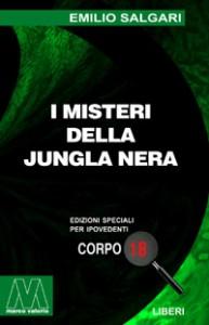 Emilio Salgari <br/>I misteri della jungla nera <br/>per ipovedenti