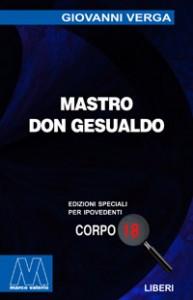 Giovanni Verga <br/>Mastro don Gesualdo <br/>per ipovedenti