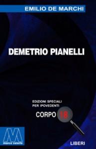 Emilio de Marchi <br/>Demetrio Pianelli <br/>per ipovedenti
