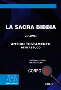 La Sacra Bibbia <br/>edizione speciale in corpo 18 per lettori ipovedenti <br/>opera completa in sei volumi