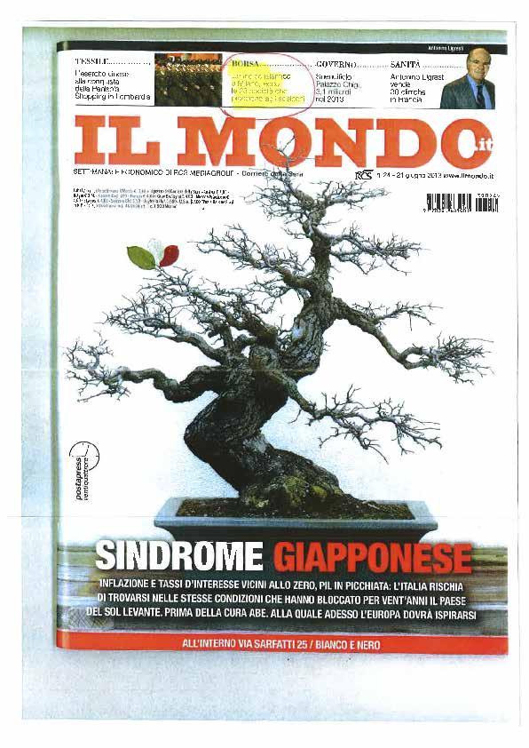 questa borsa è una mecca di Enrico Giustiniani Il Mondo n24 del 21giu13 articolo_Pagina_1