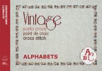 Valentina Sardu <br />Vintage Cross Stitch <br />Alfabeti | Alphabets