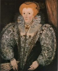 Elizabeth I (1590) - Jesus College, Oxford
