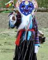 Maschera Azzurra