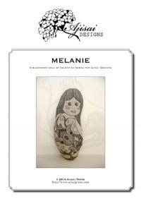 Valentina Sardu <br/> Melanie – Schema cartaceo