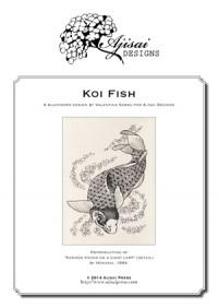 Valentina Sardu <br/>Koi Fish – Schema cartaceo
