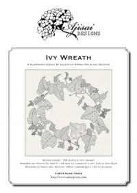 Valentina Sardu <br/>Ivy wreath – Schema cartaceo