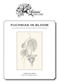 Valentina Sardu <br/>Fuchsias in bloom – Schema cartaceo