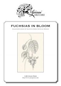 Valentina Sardu <br/>Fuchsias in bloom – Schema cartaceo