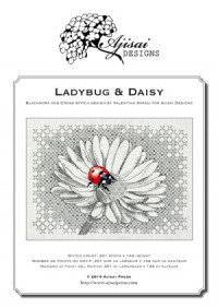 Valentina Sardu <br/>Ladybug & Daisy – Schema cartaceo