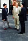 Ugo Mazzotta e Bartolomeo di Monaco, maggio 2003