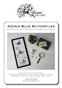 Valentina Sardu <br/>Adonis blue butterflies – Schema cartaceo