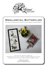 Valentina Sardu <br/>Swallowtail butterflies – Schema cartaceo