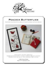 Valentina Sardu <br/>Peacock butterflies – Schema cartaceo