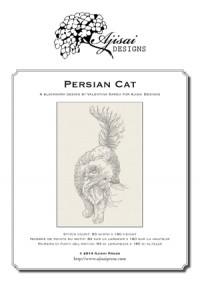 Valentina Sardu <br/>Persian cat – Schema cartaceo