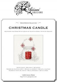Valentina Sardu <br />Christmas candle – Schema cartaceo