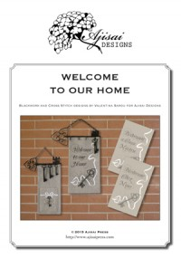 Valentina Sardu <br/> Welcome to our home – Schema cartaceo