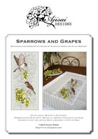 Valentina Sardu <br/> Sparrows and Grapes – Schema cartaceo